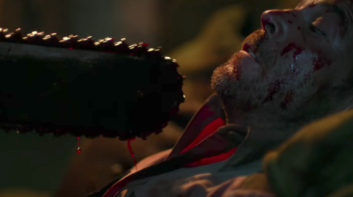 Leatherface Clip Teases a Twisted Texas Chainsaw Prequel
