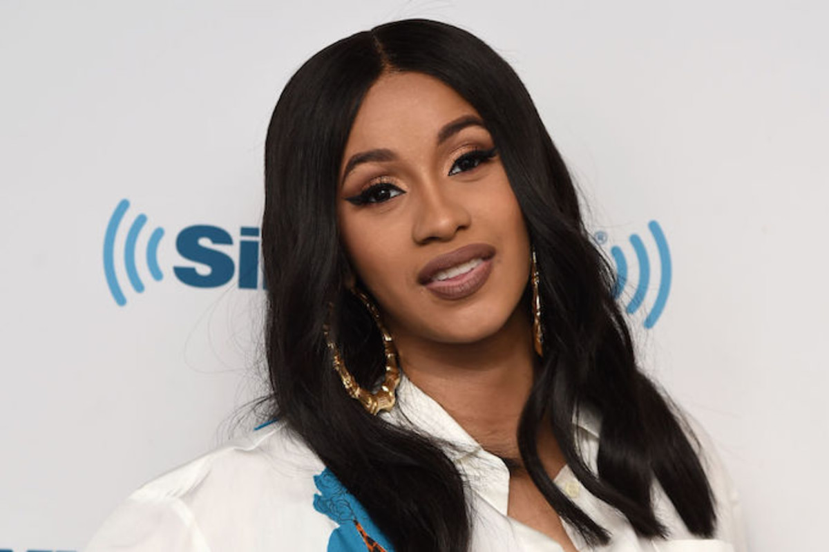 Cardi B Super Fan Gets Her Face Tattooed On Her Thigh: Cardi B On Mall Altercation With Fans: 'Your Drunk Ass
