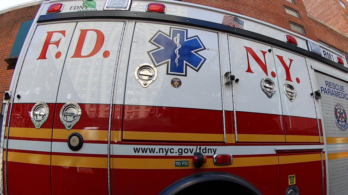 1 Dead, Several Others Injured in NYC Subway Fire