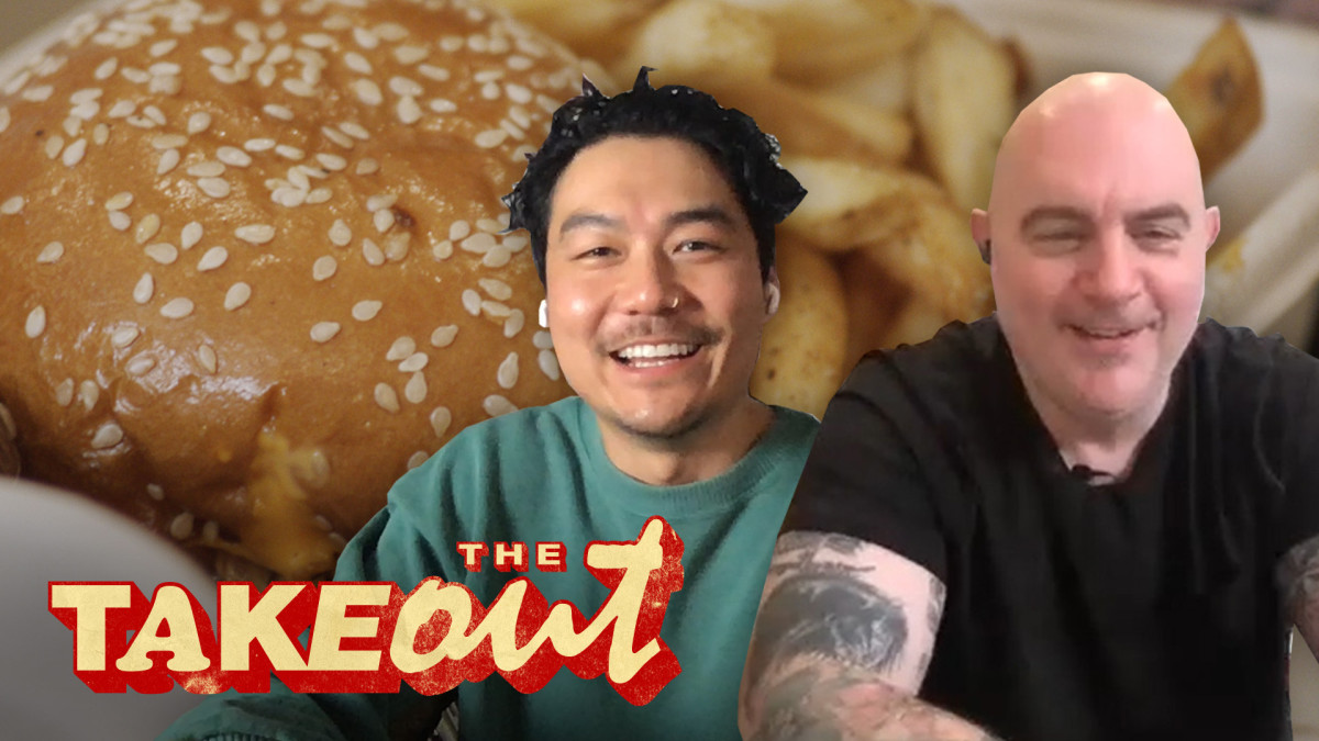 Dumbfoundead and Chris Santos Talk Heavy Metal, 'Chopped', and the State of the Restaurant Industry | The Takeout