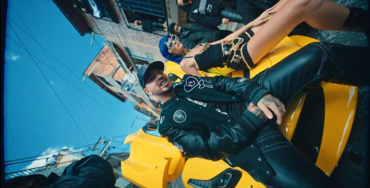 Джей Бэлвин выпустил видео на новый трек «Ma G»