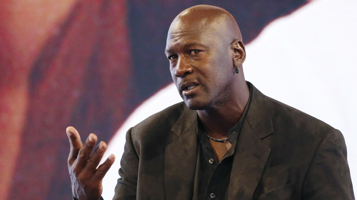 Michael Jordan and the Jordan Brand Announce $100,000,000 Donation Over the Next Decade