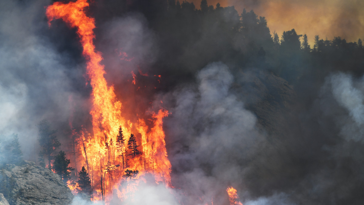 Elderly Couple Who Refused to Evacuate Home Killed in Colorado Wildfire