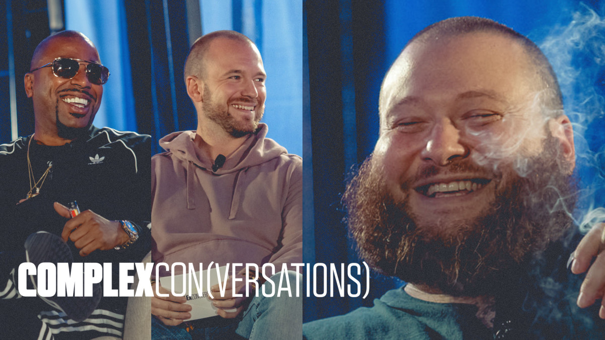 Action Bronson, E-40, N.O.R.E., and More Talk Food and Rap at ComplexCon