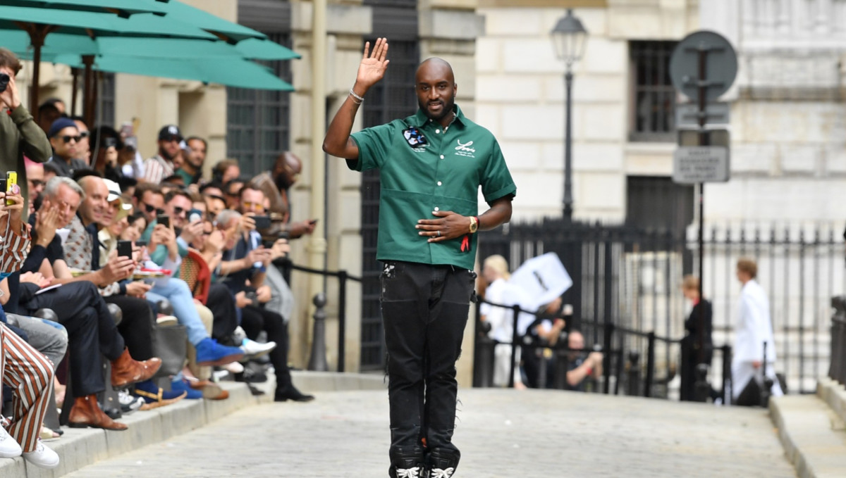 Virgil Abloh Responds to Criticism Over $50 Donation to Protesters' Bail Fund