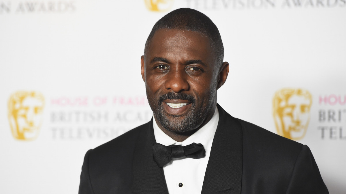 Idris Elba to Star in Spy Romance Film Produced by 'Mr. and Mrs. Smith' Writer
