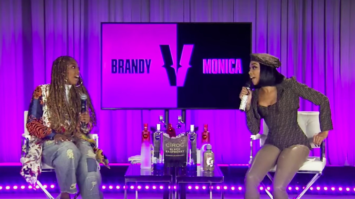 Brandy and Monica's Record-Breaking 'Verzuz' Battle Showed the Power of R&B | Complex