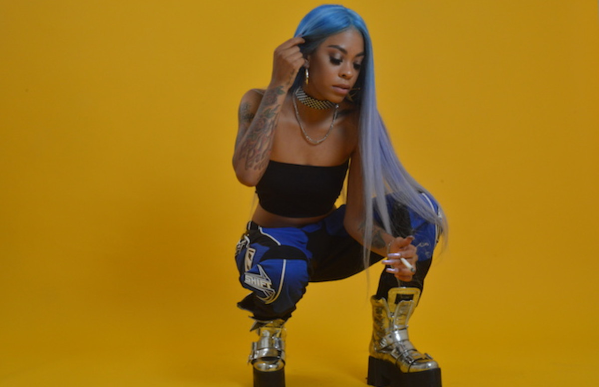Rico Nasty Is The Colorful Rapper You Need To Be Up On