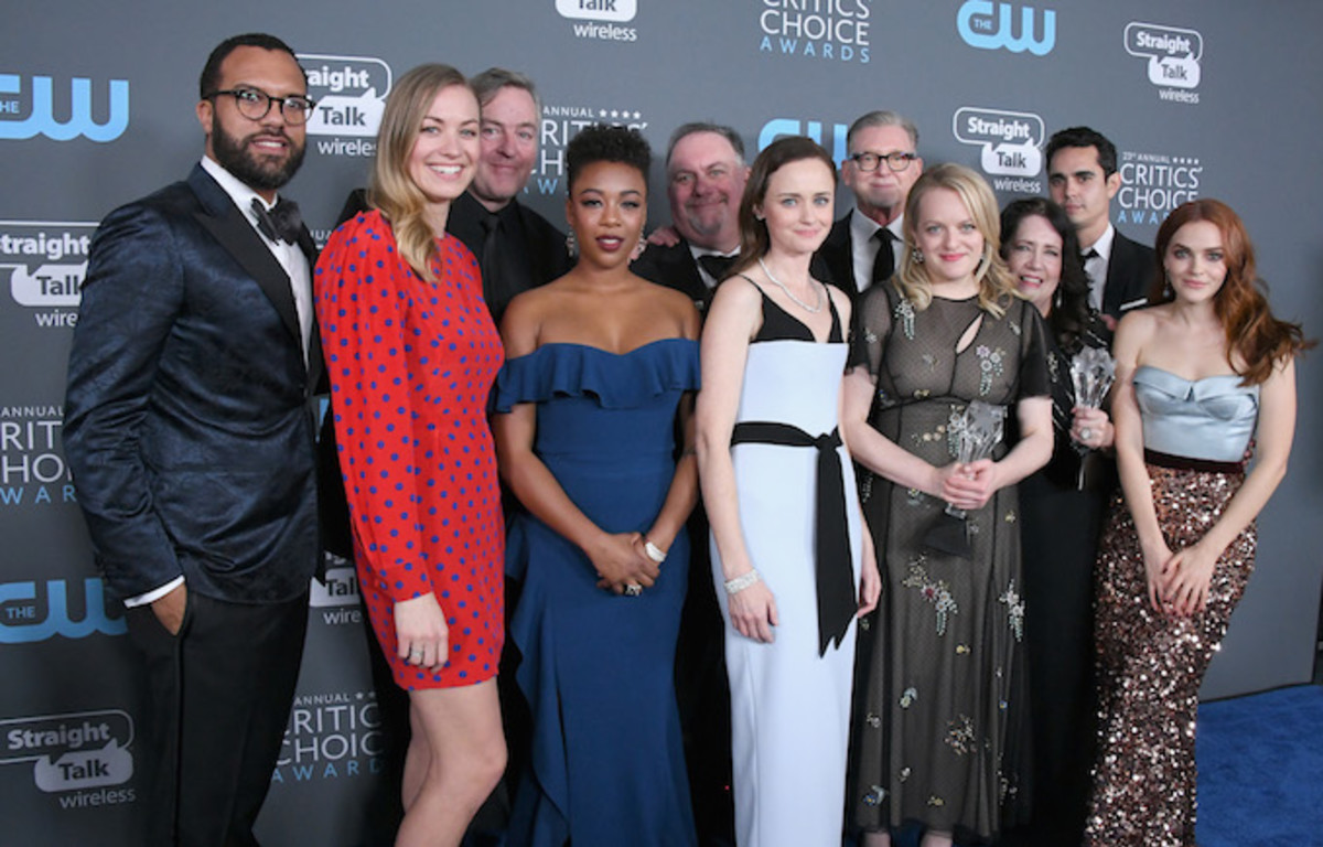 The HandmaidS Tale Cast