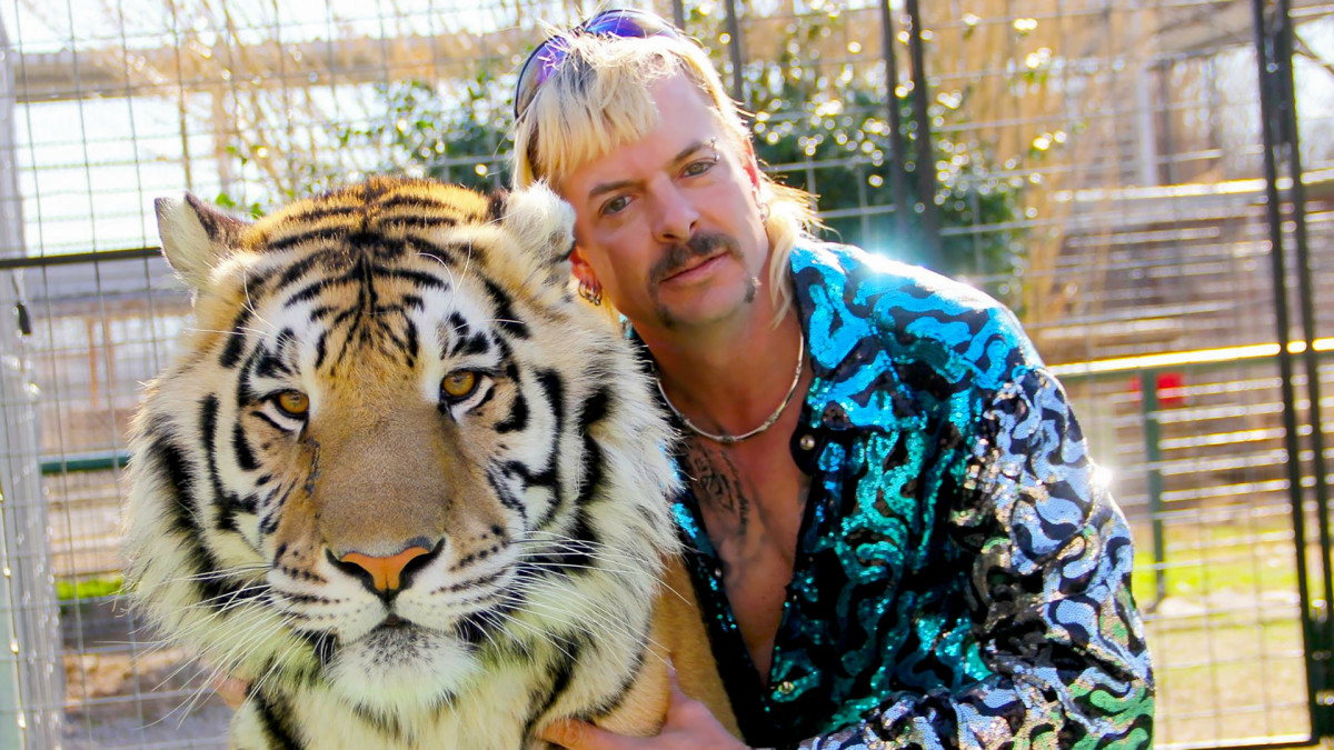 'Tiger King' Star Joe Exotic in Netflix Interview From Jail: 'I'm Ashamed of Myself'