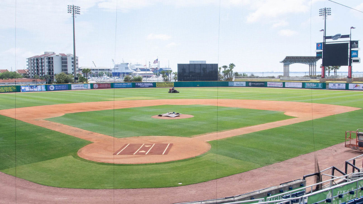 Pensacola's Minor League Baseball Team Lists Stadium on Airbnb for $1,500 a Night