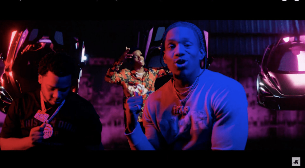 """A Boogie Wit Da Hoodie, Don Q, and Trap Manny Release New Song and Video """"Vroom Vroom"""""""