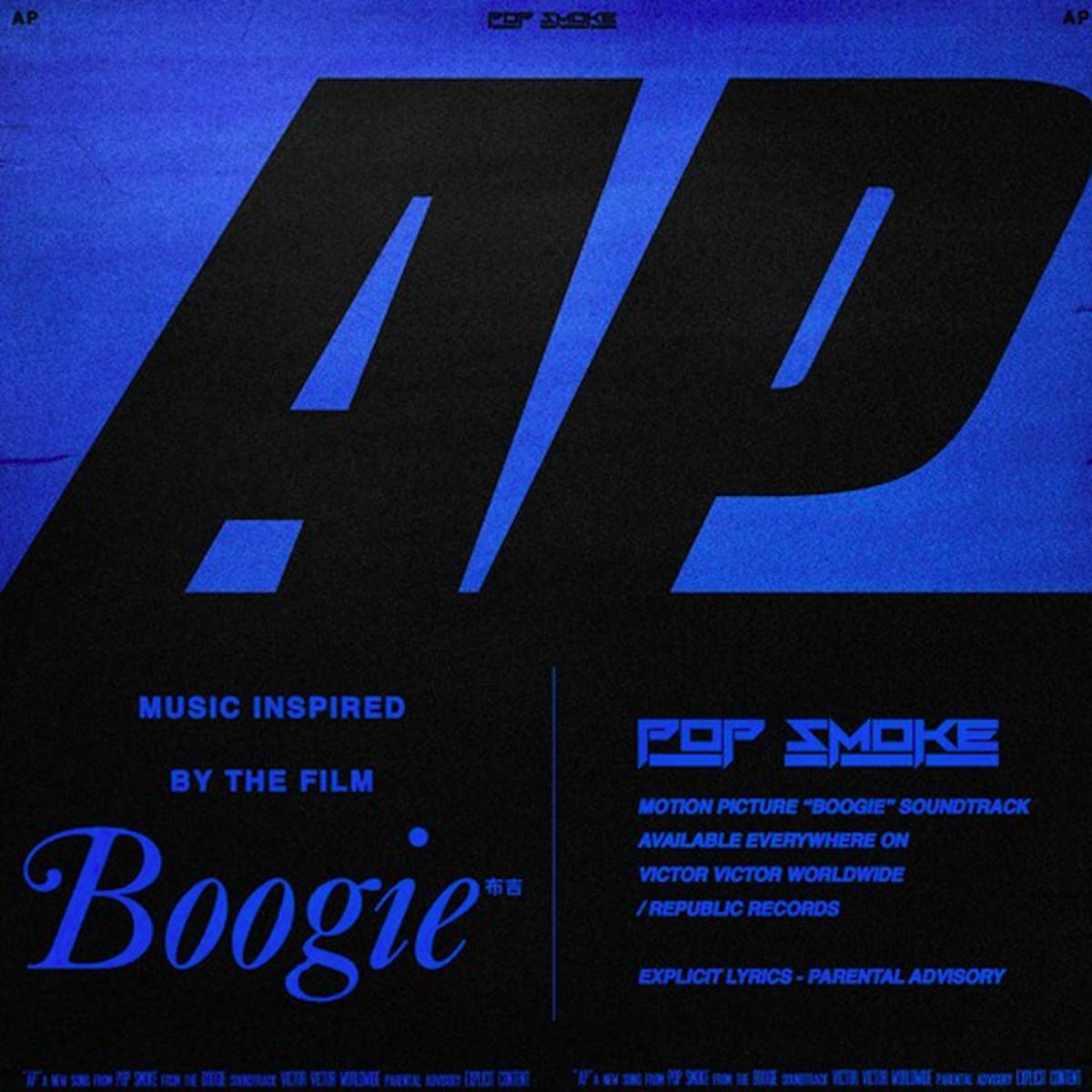 Pop Smoke поделился новой песней «AP» из саундтрека к «Boogie»