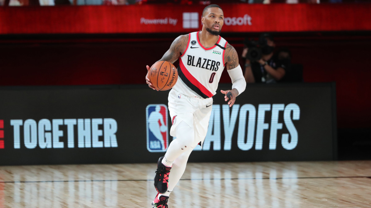 Damian Lillard: `It Was Way Easier to Me`
