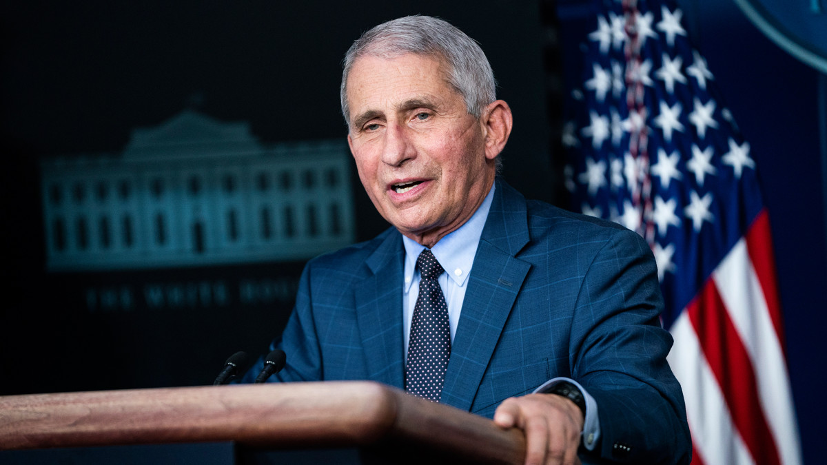 Dr. Fauci Says He Was Asked to Be Biden's Chief Medical Adviser and Said Yes 'On the Spot'