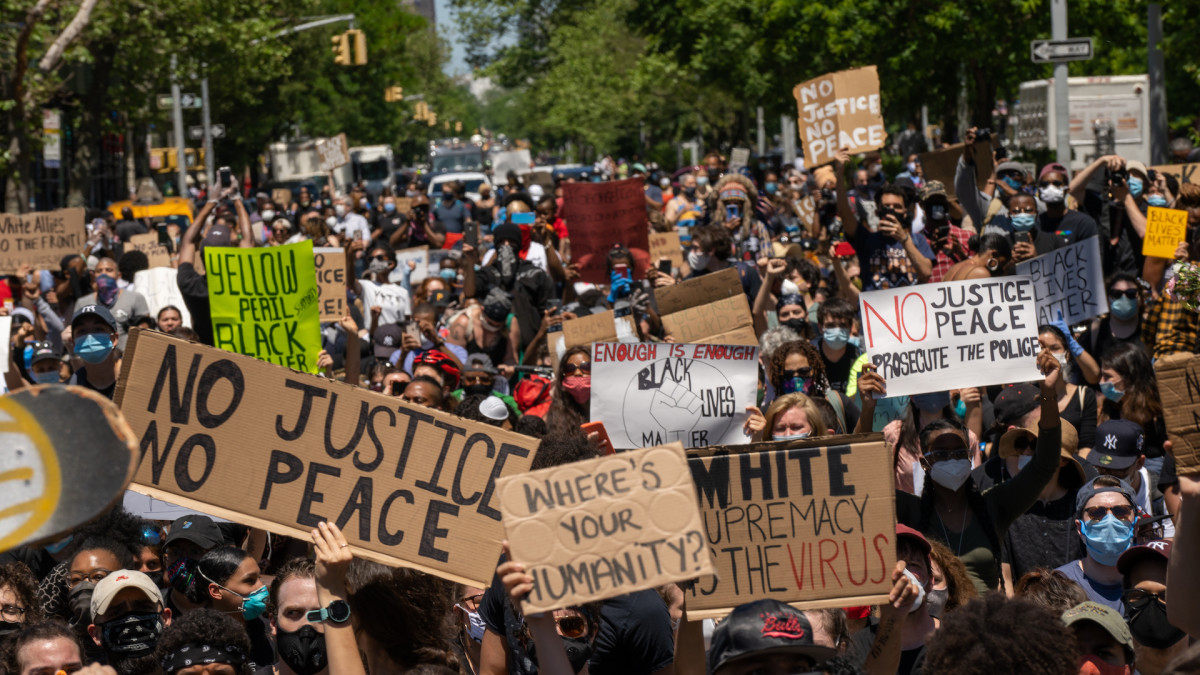 Salt Lake City Man Who Drew Bow and Arrow on Protesters Is Facing Three Felonies
