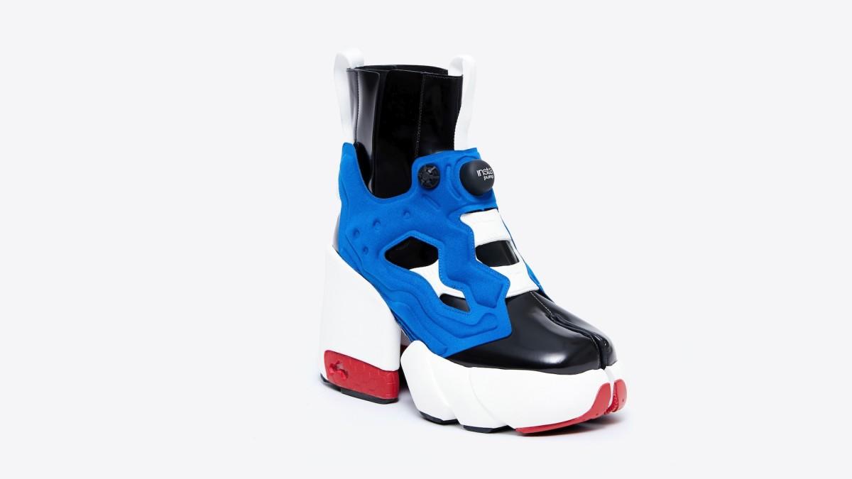 How to Cop the $1,150+ Maison Margiela x Reebook Tabi Instapump Fury Sneaker This Week