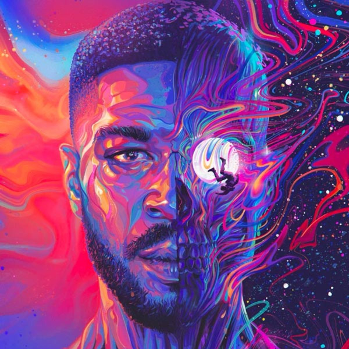 Kid Cudi Returns as Mr. Rager on 'Man on the Moon III: The Chosen' - cover