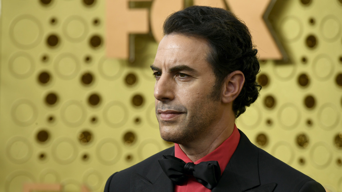 Sacha Baron Cohen Fires Back at Trump: 'The Whole World Laughs at You'