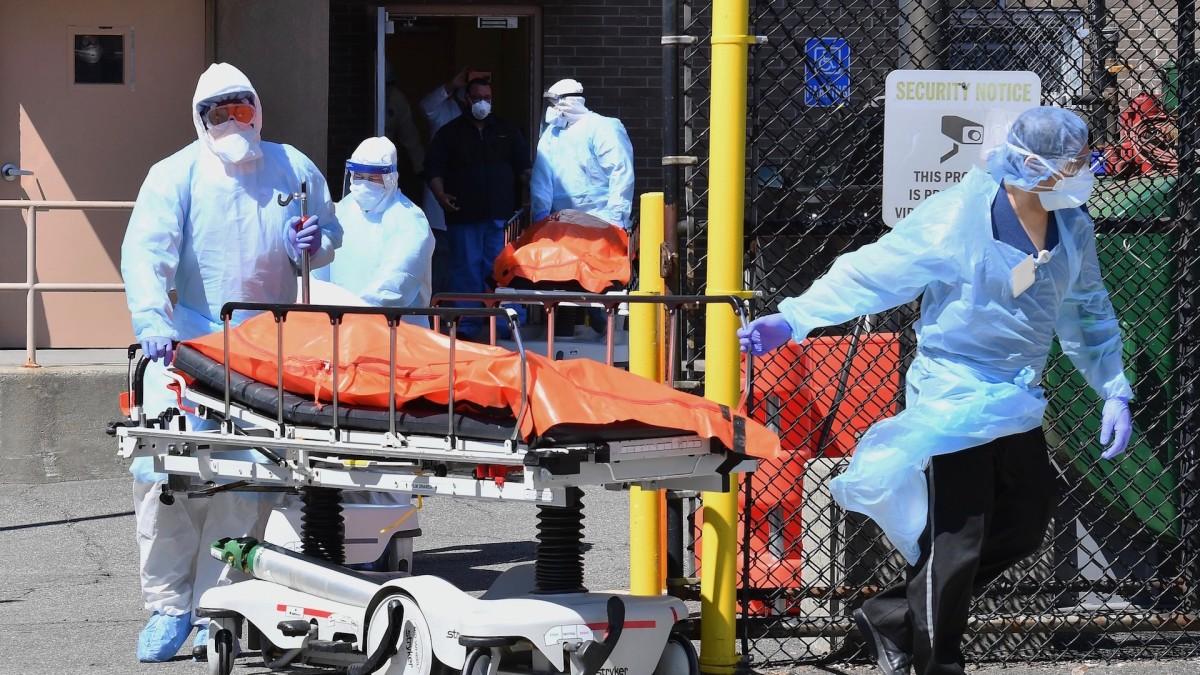 U.S. Intelligence Reportedly Began Warning of COVID-19 Outbreak Back in November