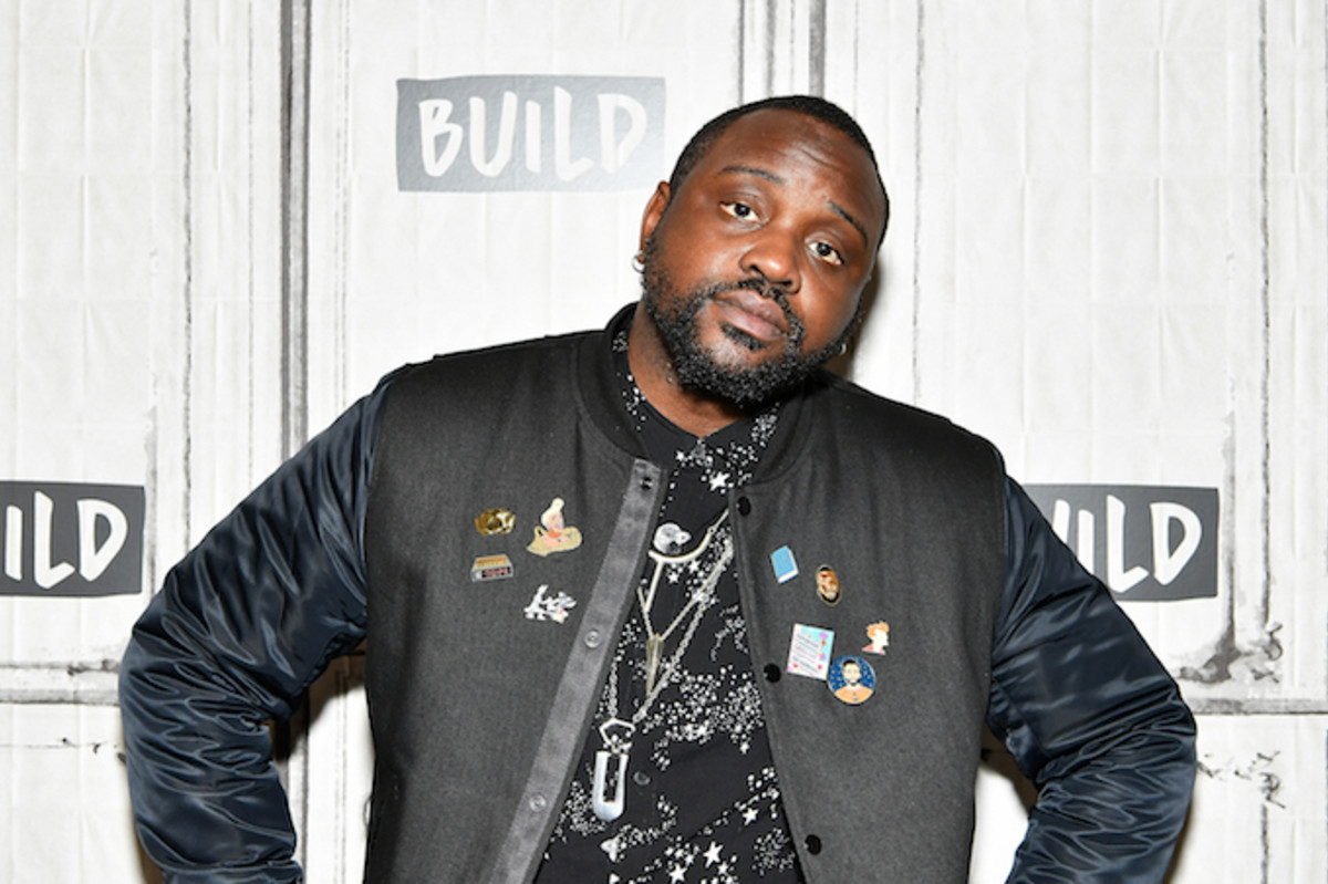 Beale Streets Brian Tyree Henry Talks Being Represented