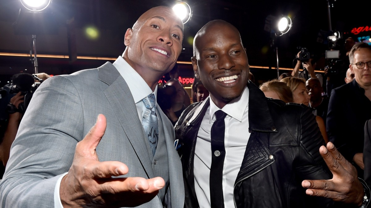Tyrese Reflects on His Infamous Beef With Dwayne Johnson: 'It Really Just Came Down to Survival'
