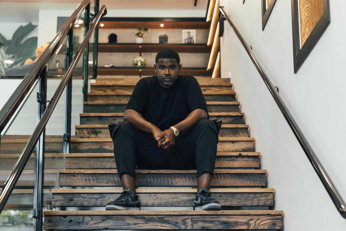 James Whitner's Message to the Industry: A Social Media Post Condemning Racism Isn't Enough
