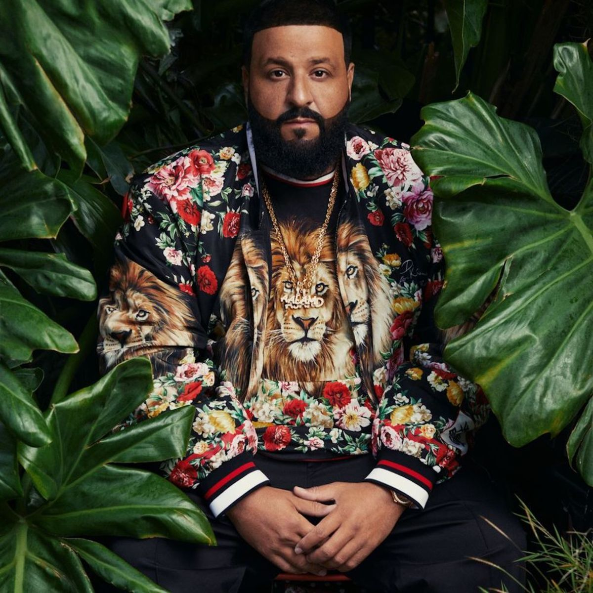 DJ Khaled Unveils Bold Collaborative Collection With Dolce & Gabbana