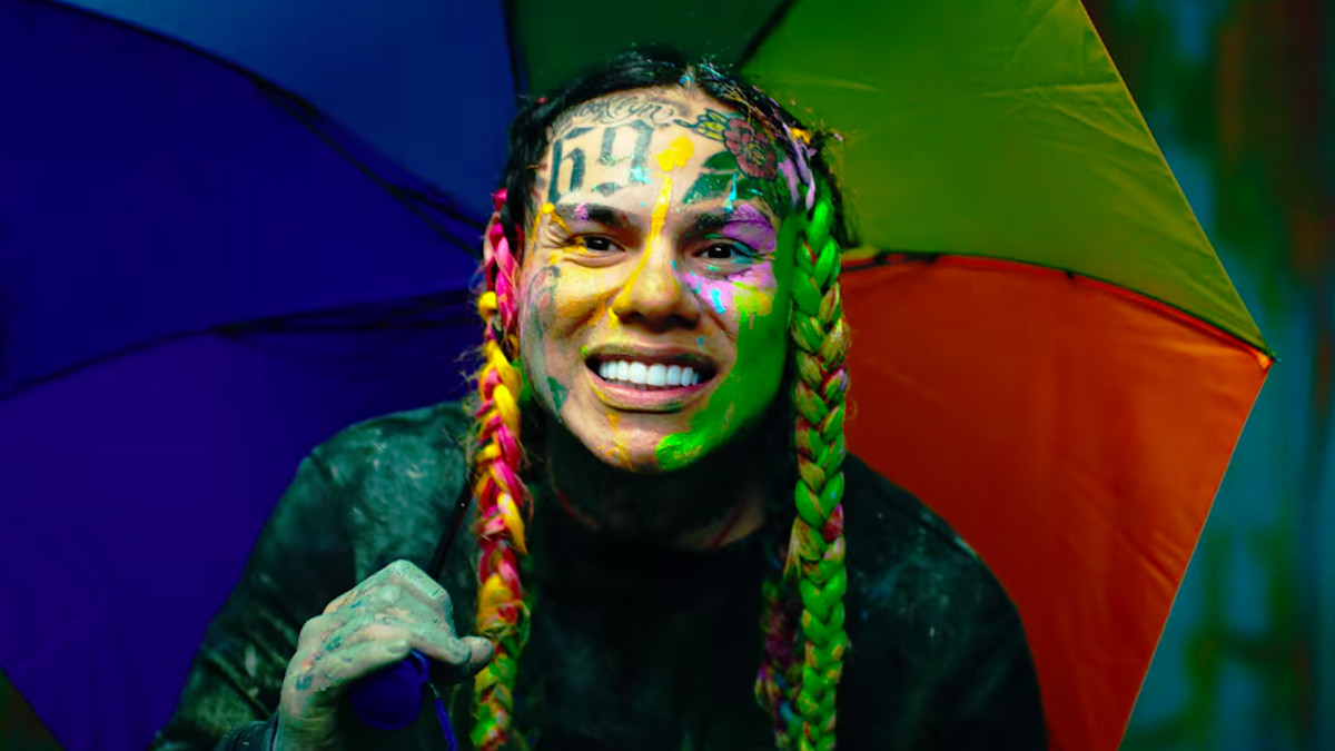 Tekashi 6ix9ine Hasn't Changed at All | Complex