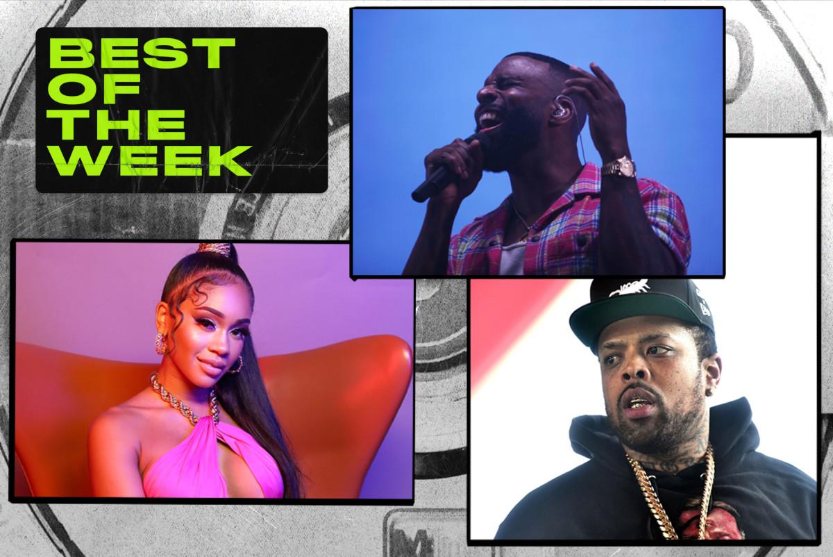 Лучшая новая музыка на этой неделе: Saweetie, Westside Gunn, Dsvn и другие