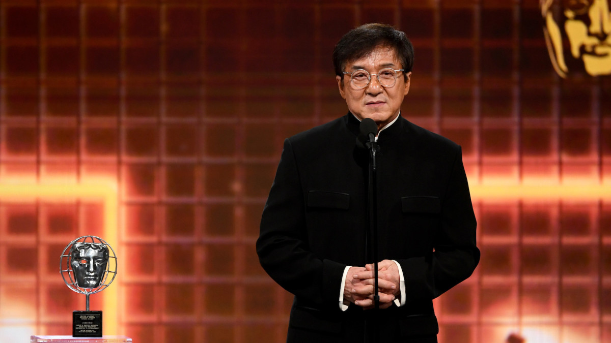 Jackie Chan Implores Followers to Wear Face Masks: 'Protecting Yourself Is Protecting Your Family'