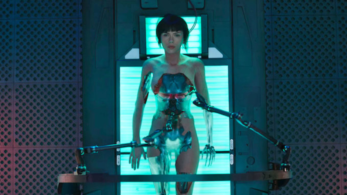 The Whitewashing In Ghost In The Shell Is Even Worse Than We Thought Complex