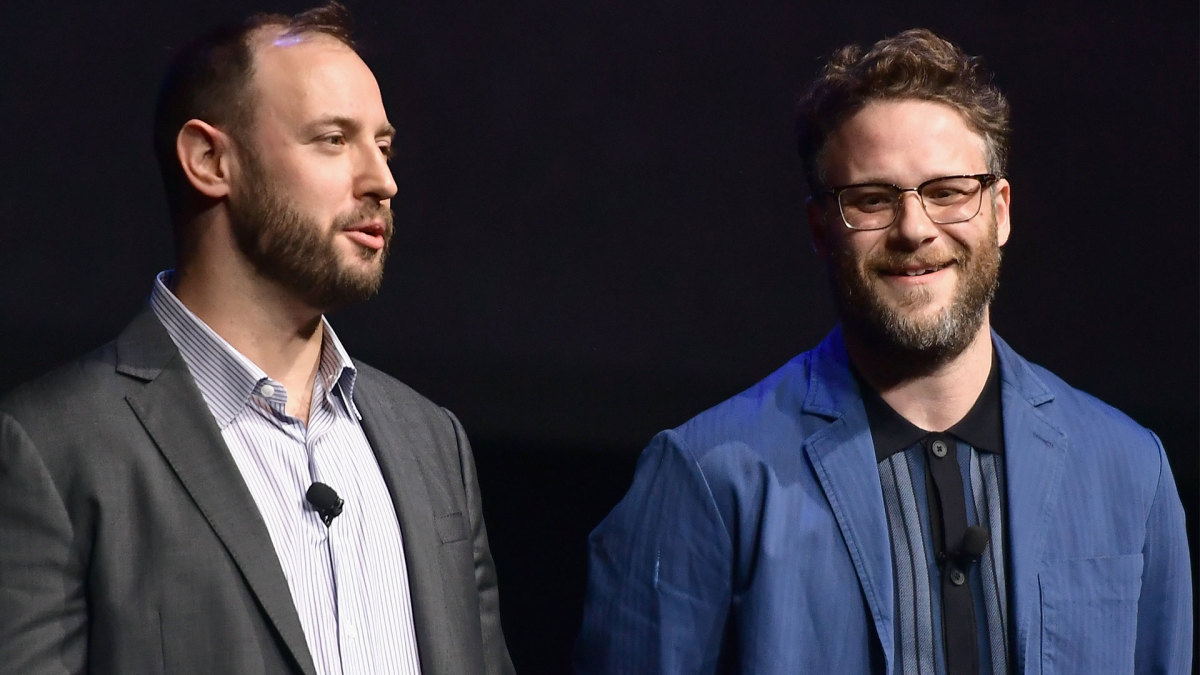 Seth Rogen on Weed's Racist History and Why Booze 'Will Kill You'