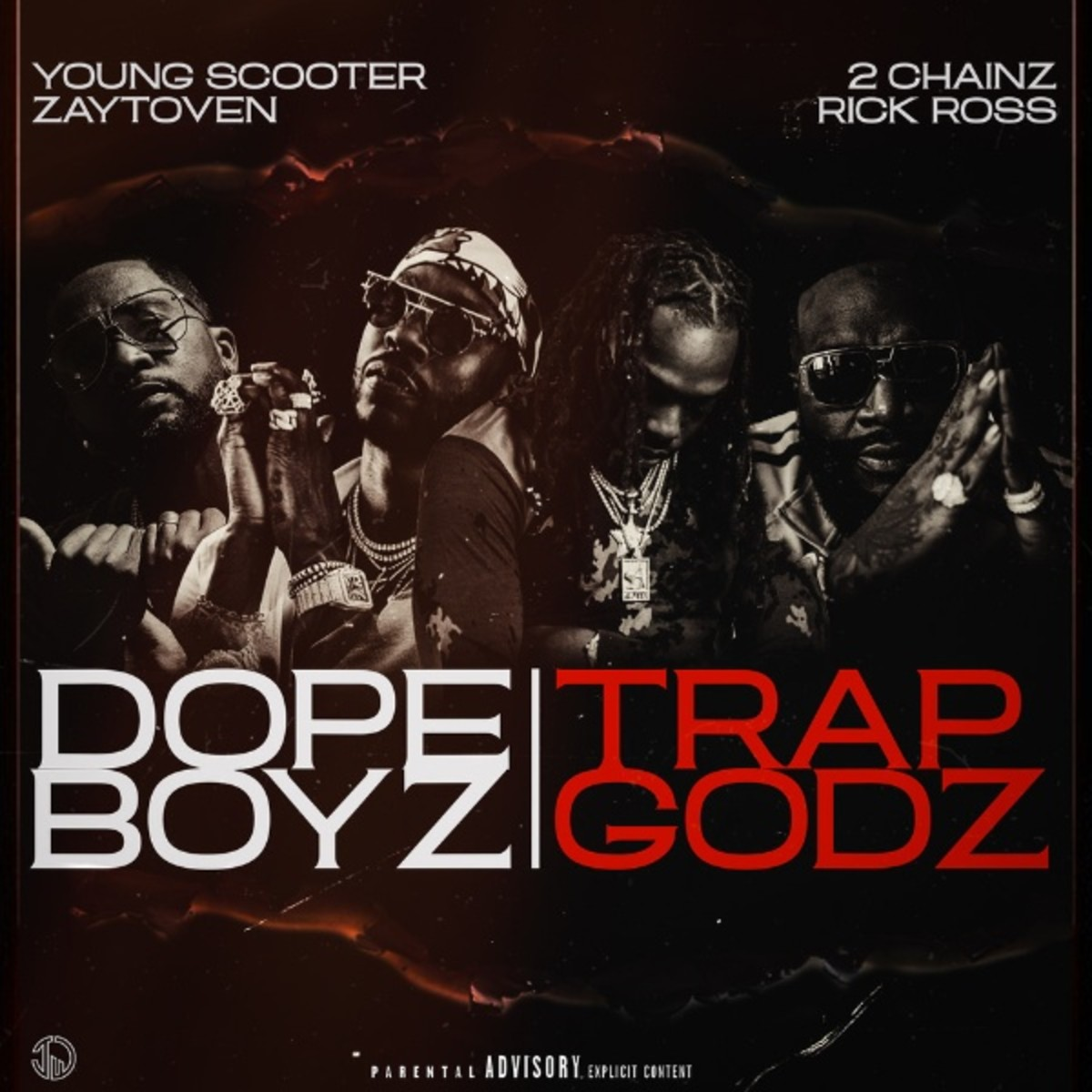 """Premiere: Zaytoven and Young Scooter Drop """"Dope Boyz & Trap Godz"""" f/ 2 Chainz and Rick Ross"""