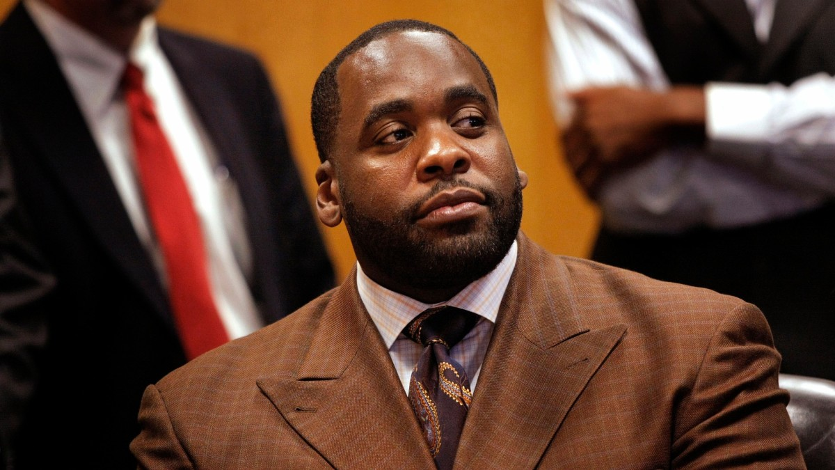 Former Detroit Mayor Kwame Kilpatrick Reportedly Getting Early...