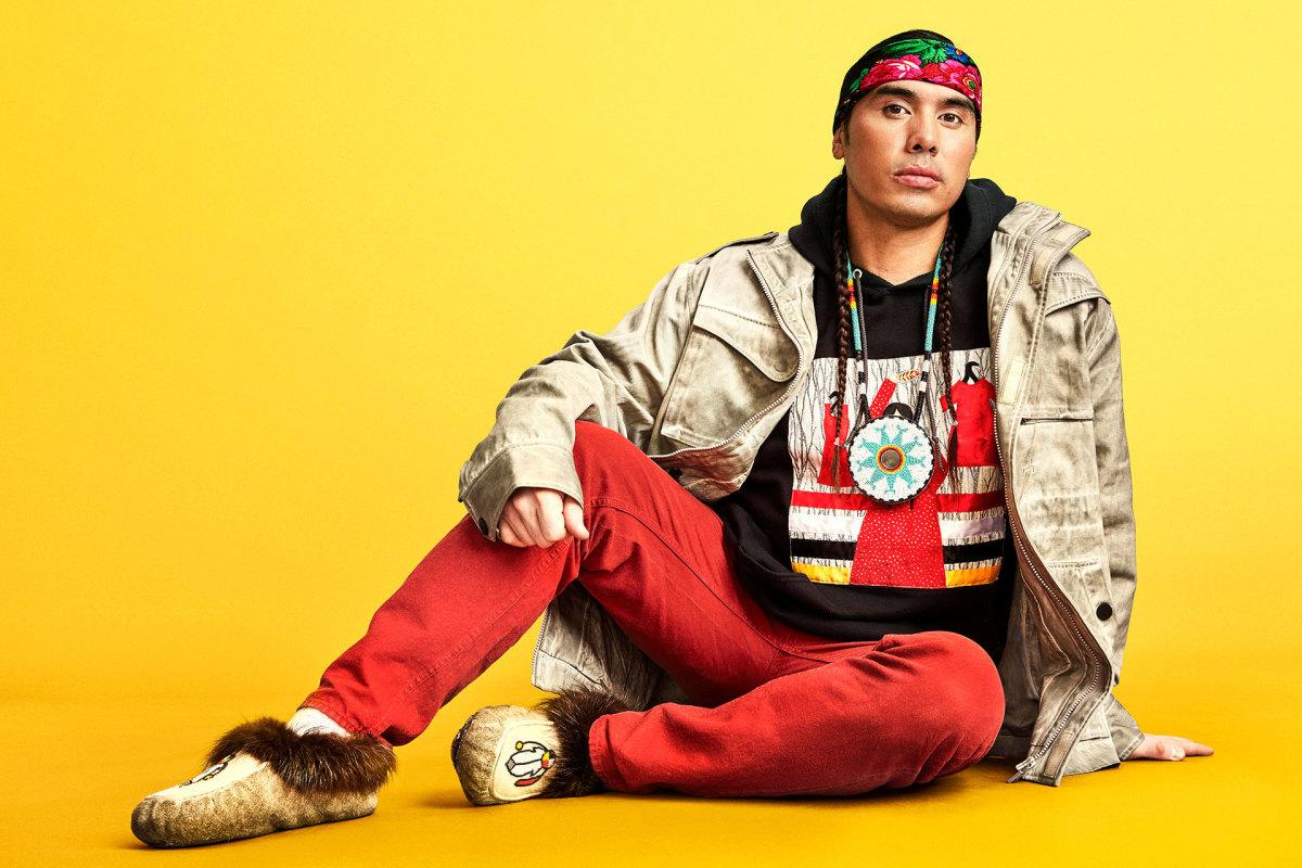 TT :  Notorious Cree élève les voix autochtones via TikTok , influenceur