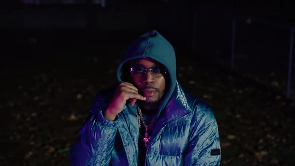 Музыкальное видео Fivio Foreign Drops на новую песню «Trust»