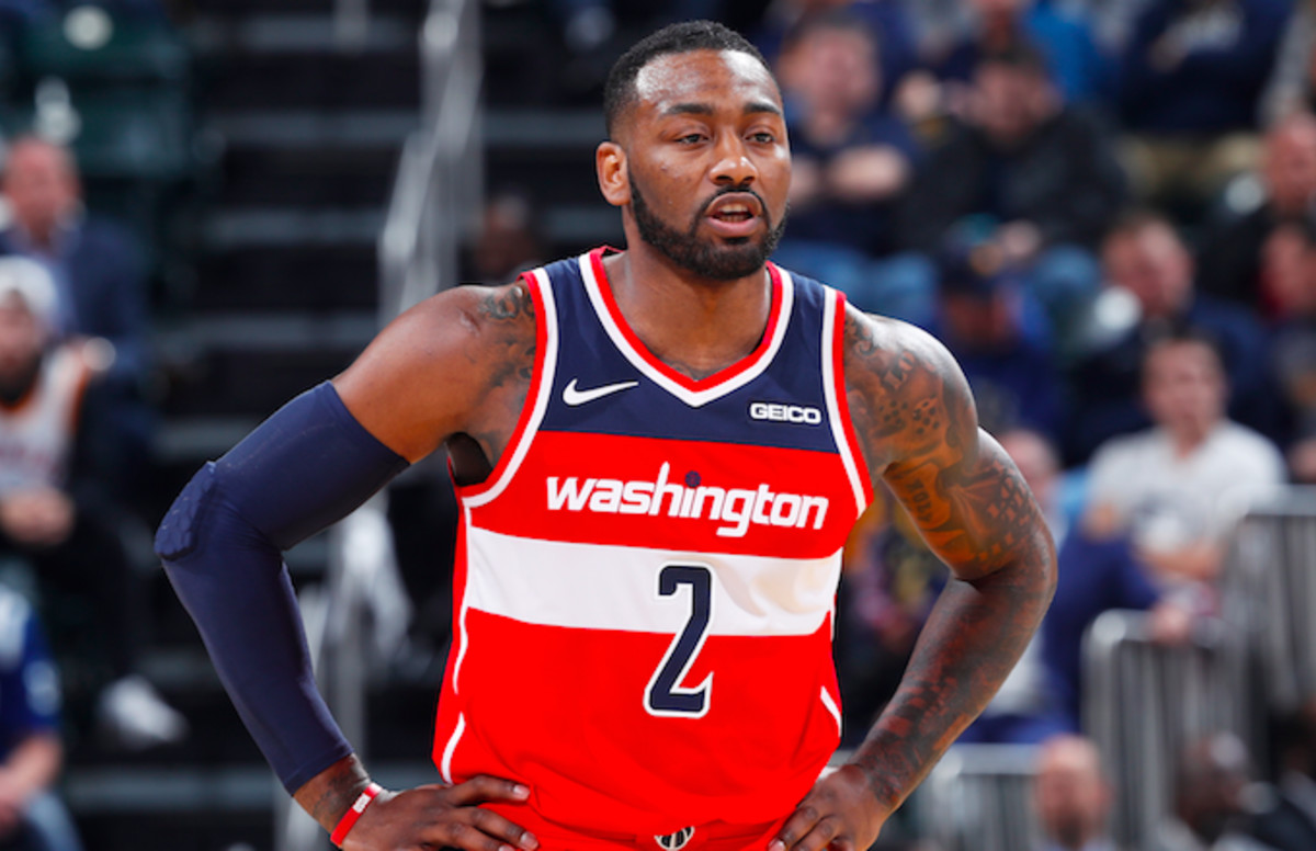 John Wall Is Reportedly Planning to Undergo Season-Ending Surgery   Complex