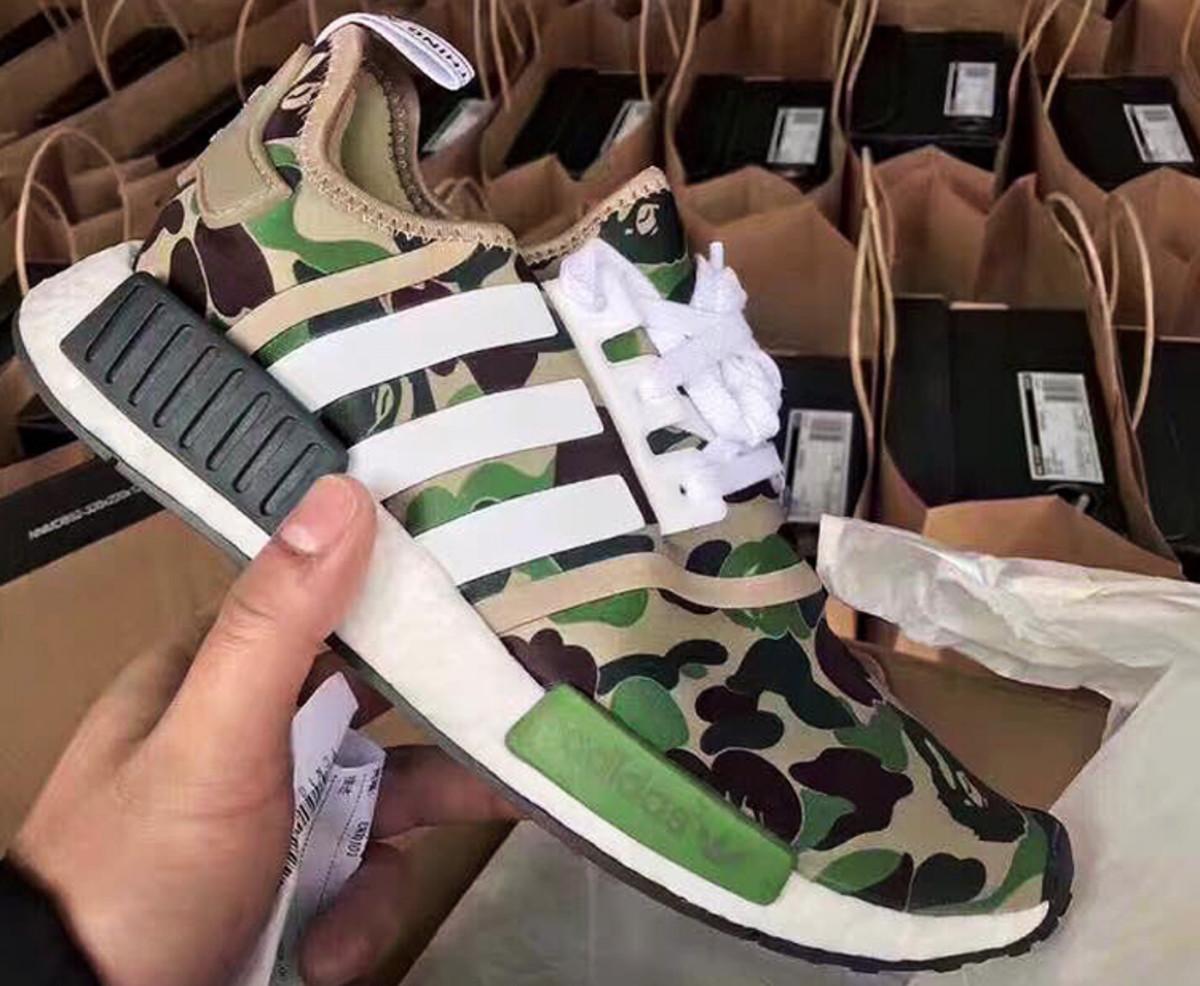 adidas nmd queue