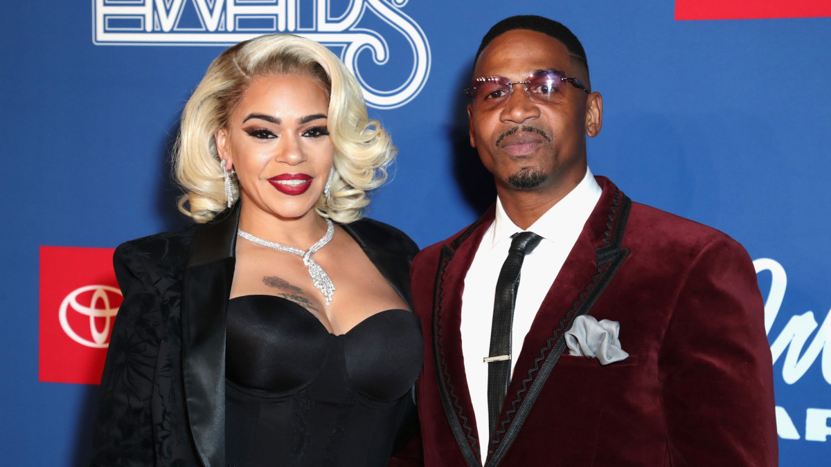 Faith Evans Reportedly Arrested for Allegedly Attacking Stevie J