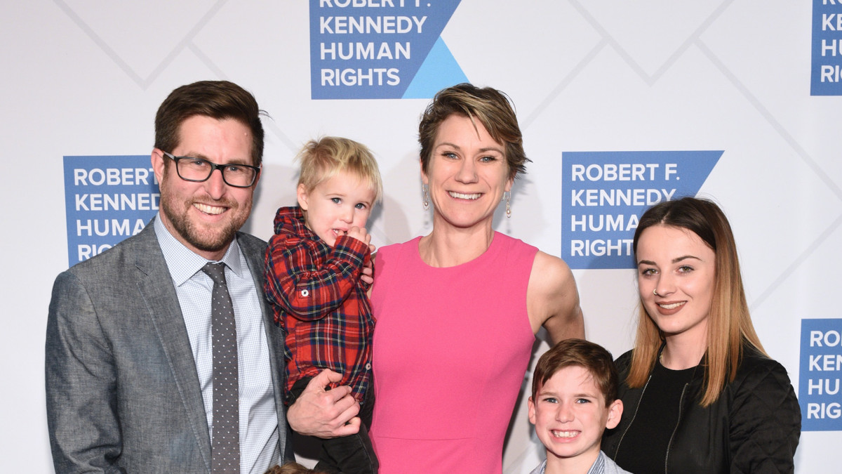 Robert F. Kennedy's Granddaughter and Her Son Presumed Dead in Drowning Incident