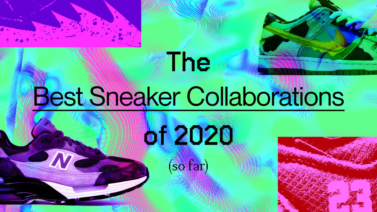The Best Sneaker Collaborations of 2020 (So Far)