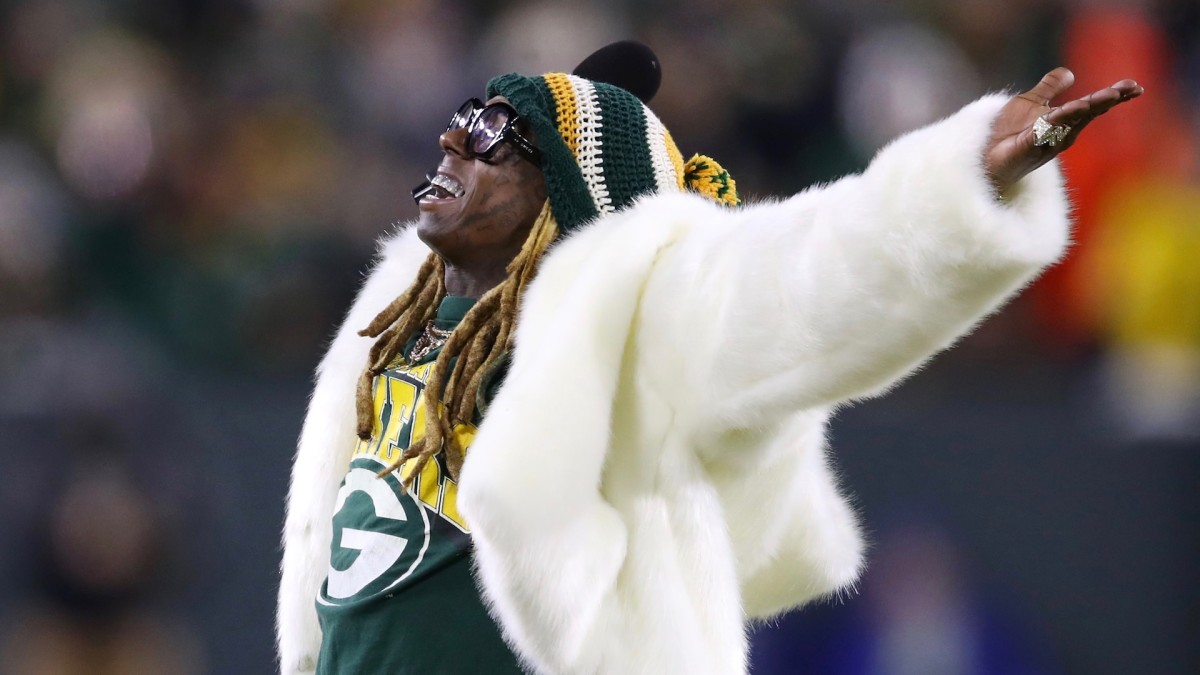 lil wayne green bay packers hype song