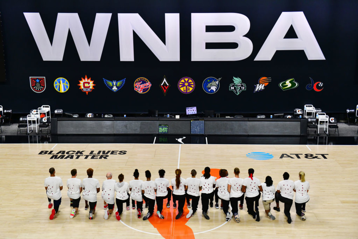 NBA and WNBA Players Proved Basketball Is 'America's Sport'