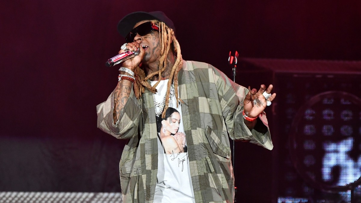 Lil Wayne on George Floyd's Death: 'If We Want to Place the Blame on Anybody, It Should Be Ourselves'
