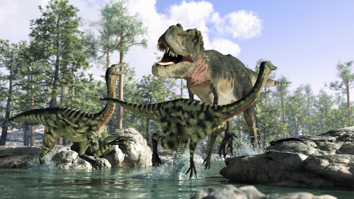 New Research Shows Dinosaurs Would Have Flourished Were It Not For Asteroid