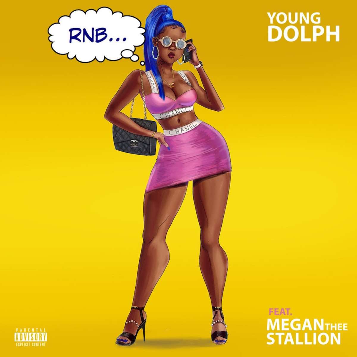 "Young Dolph Taps Megan Thee Stallion for New Song ""RNB"""