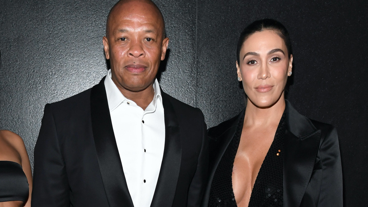 Nicole Young Contests Her Prenup With Dr. Dre During Divorce, Argues It Was Voided