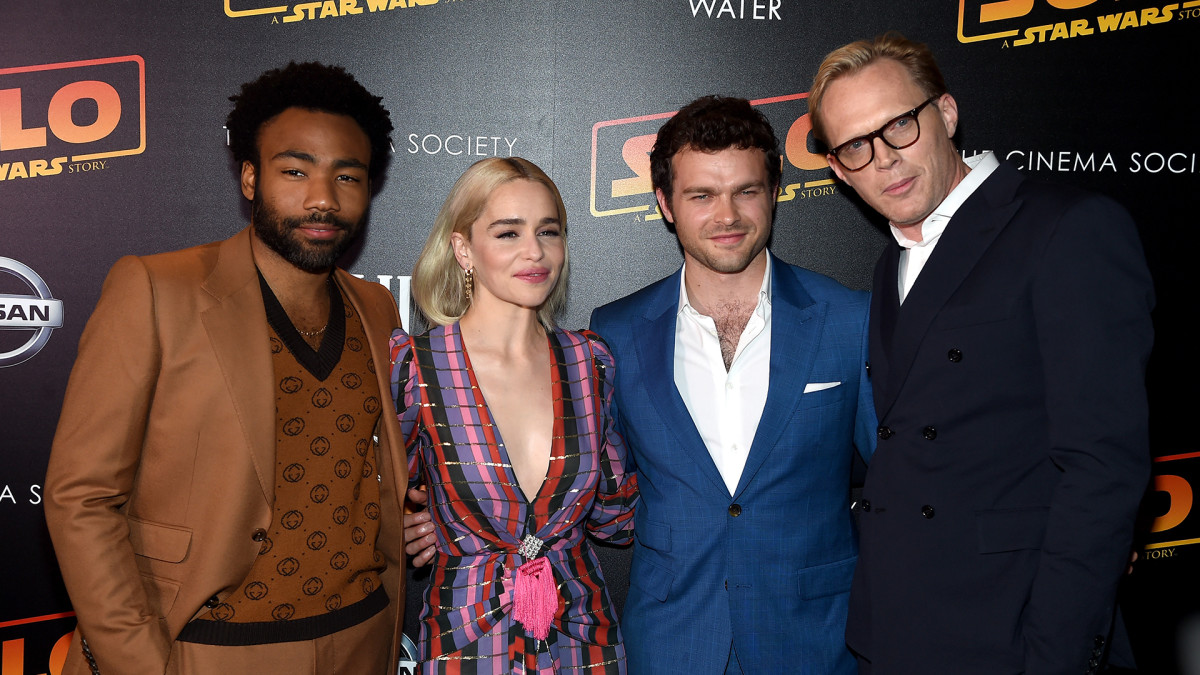 Fans Rallying for a 'Solo' Sequel on 'Star Wars' Film's Second Anniversary