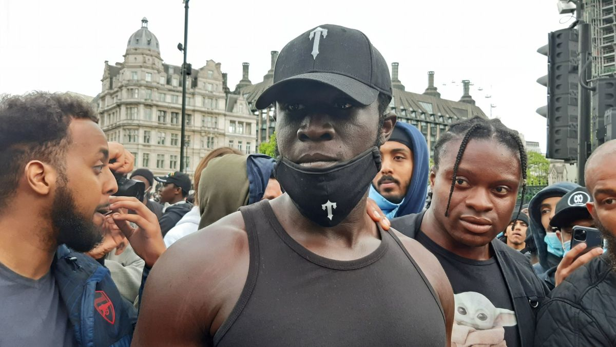 Stormzy Talks Black Lives Matter, Says Racial Injustice Has Been A Reality For 'Hundreds, Thousands Of Years'